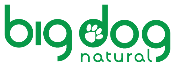 big dog natural logo