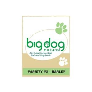 Variety 3 Barley