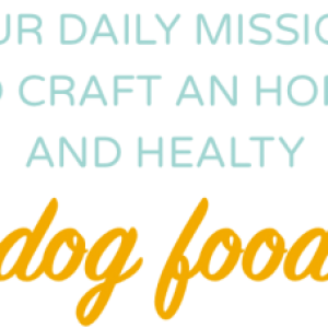 Healthy Dog Food