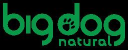 big dog natural logo